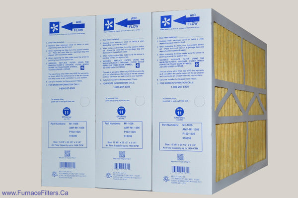 Carrier 16x25 Old Defective Electronic Air Cleaner To
