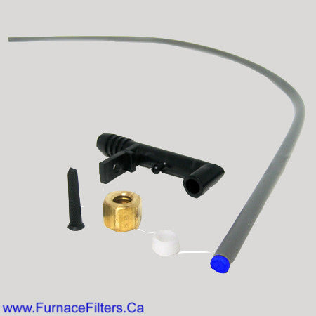 Aprilaire 4079 Feed Tube and Nozzle For Models 350, 360 and 440.