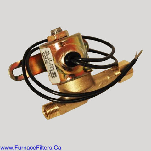 Aprilaire #4005 Solenoid Valve, 120 Volts. For Aprilaire Humidifier Models 110 and 112.