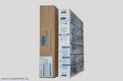 Carrier GAPCCCAR2025 Furnace Filter Infinity Air Purifier Cartridge 20x25 MERV 15. Case of 1.