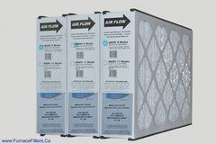 Direct Energy ACM-16X25DE Furnace Filter 16x25x5 Replacement Filter. Case of 3.