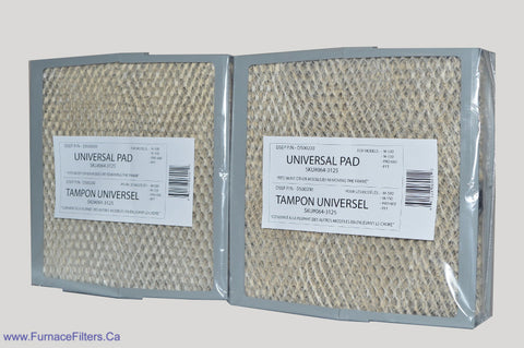 Desert Spring SKU#064-3125 Universal Pad. Package of 2.