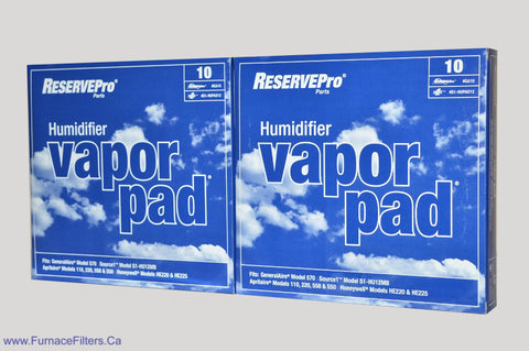 Generalaire Humidifier Pad GA 10. Package of 2.