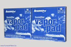 GA10 Humidifier Vapor Pad for Generalaire Model 570 Humidifiers Package of 2.