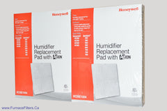 Honeywell Antimicrobial Humidifier Pad  # HC26E 1004. Package of 2.