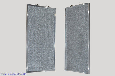 Honeywell Mesh Pre-Filter for 16x25 Electronic Air Cleaners. System Requires 2 Pcs. Package of 2.