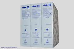 "Cinquartz M2-1056 Furnace Filter MERV 11. Actual Size 20 1/4"" x 20 3/4"" x 5 1/4."" Case of 3."