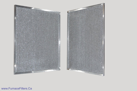 Carrier R1-0855 or #1155 Pre-Filter for 16 x 25 EAC's. Package of 2.