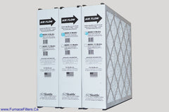 Direct Energy 000-0448-002 Furnace Filter 20x25x5 Fits Model DB-25-20 Air Cleaners. MERV 8, Case of 3.