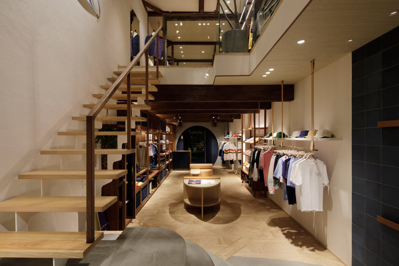 Osaka Store Design – </br>An Interview with Estelle Bailey-Babenzien