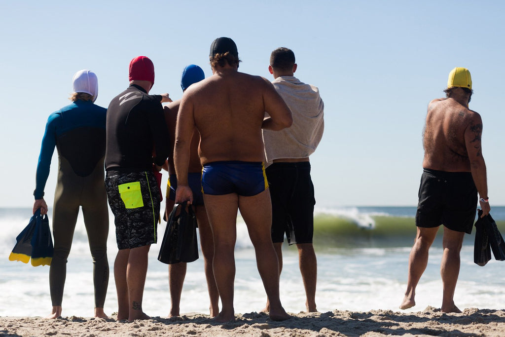 2nd Annual Rockaway Beach Bodysurfing Contest
