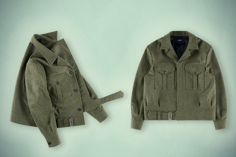 In Detail: Eisenhower Jacket