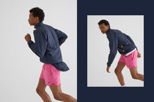 In Detail: All-Weather Running Jacket