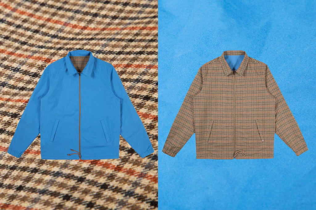 In Detail: Reversible Jacket