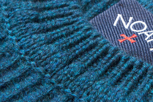 In Detail: Scottish Cashmere Sweater