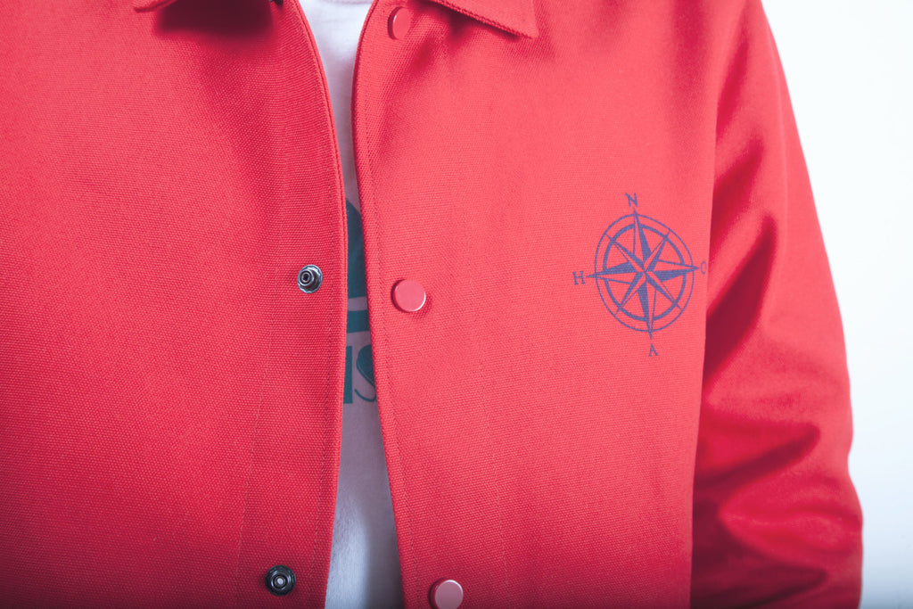 In Detail: Compass Jacket