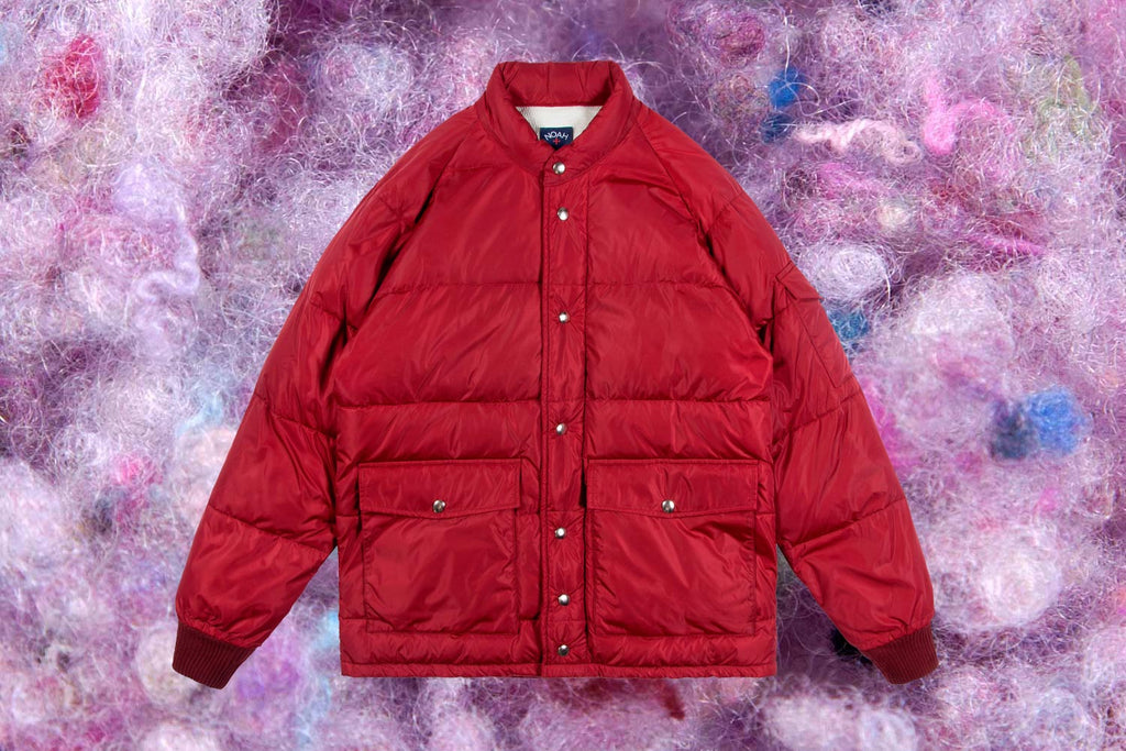 In Detail: Cashball Puffer