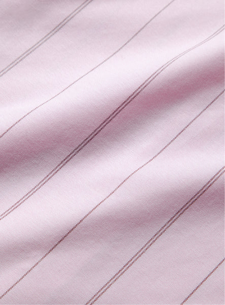 Striped Oxford Cloth swatch