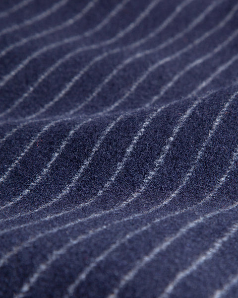 Chalk Stripe Wool swatch