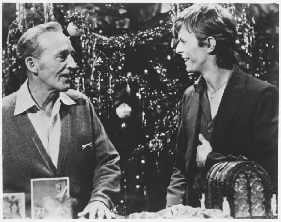 """Little Drummer Boy""- David Bowie & Bing Crosby"