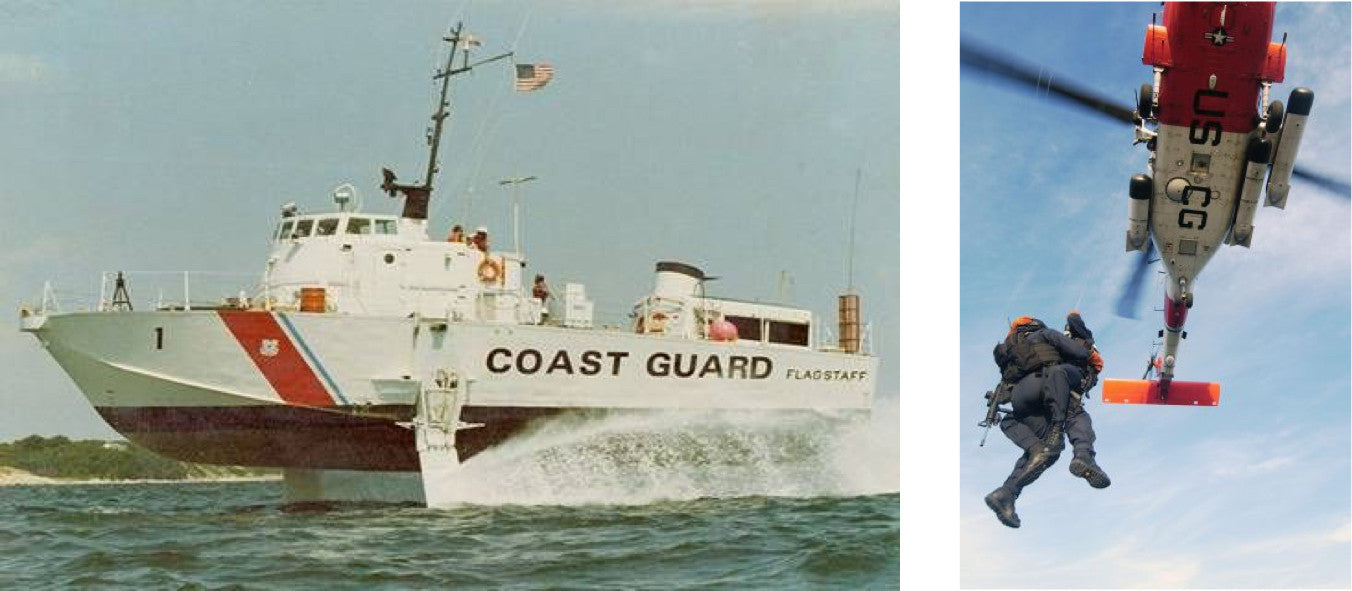 coastguards