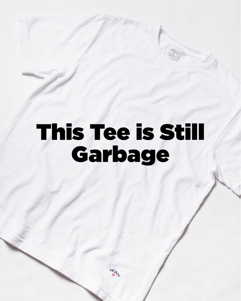 Recycled Cotton Tees - Shop The Tees