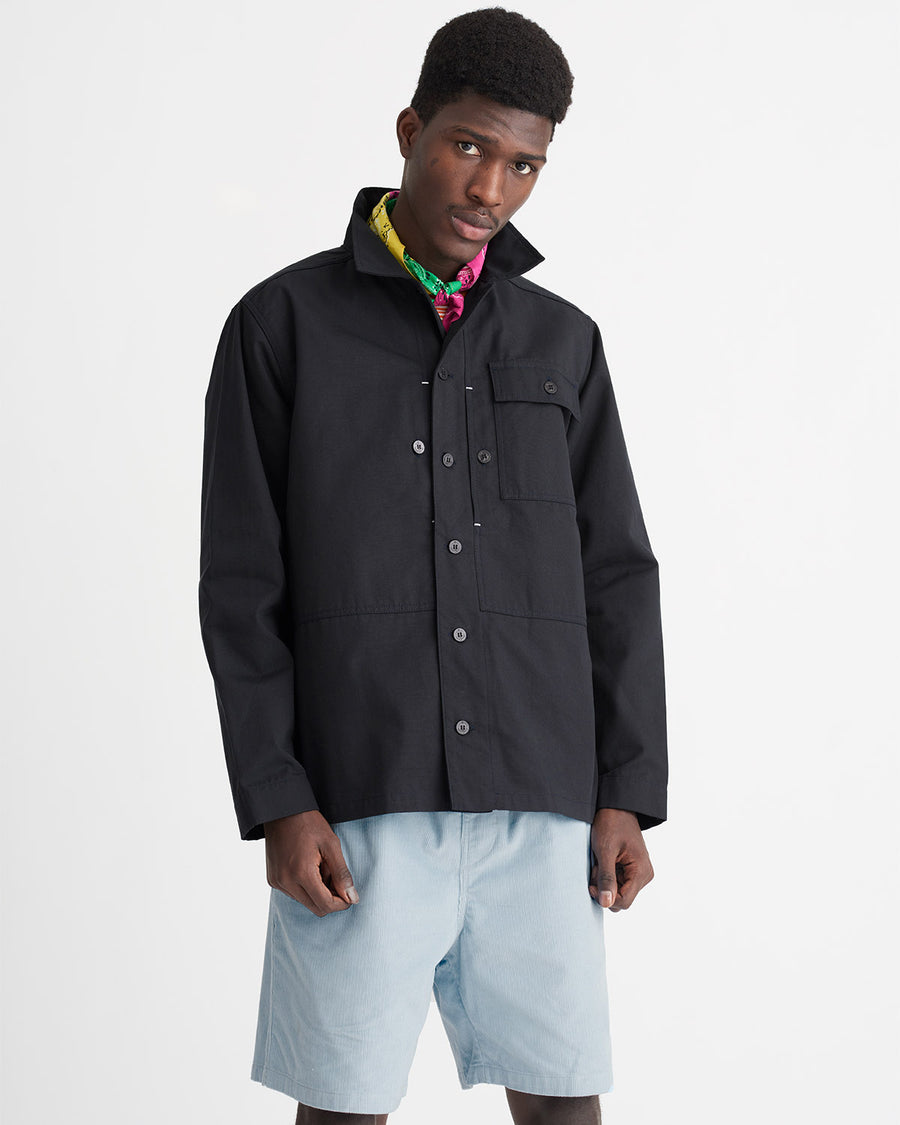 Water-Repellant Canvas fit