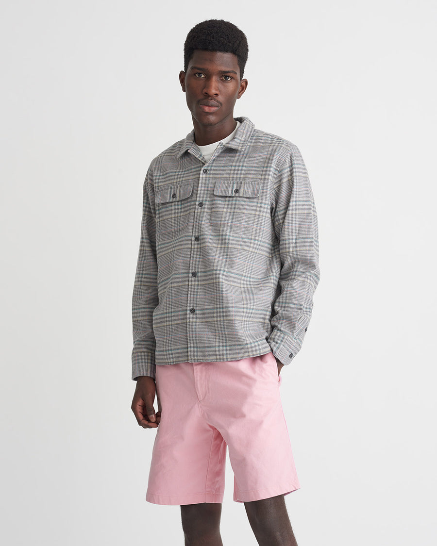 Brushed Flannel fit