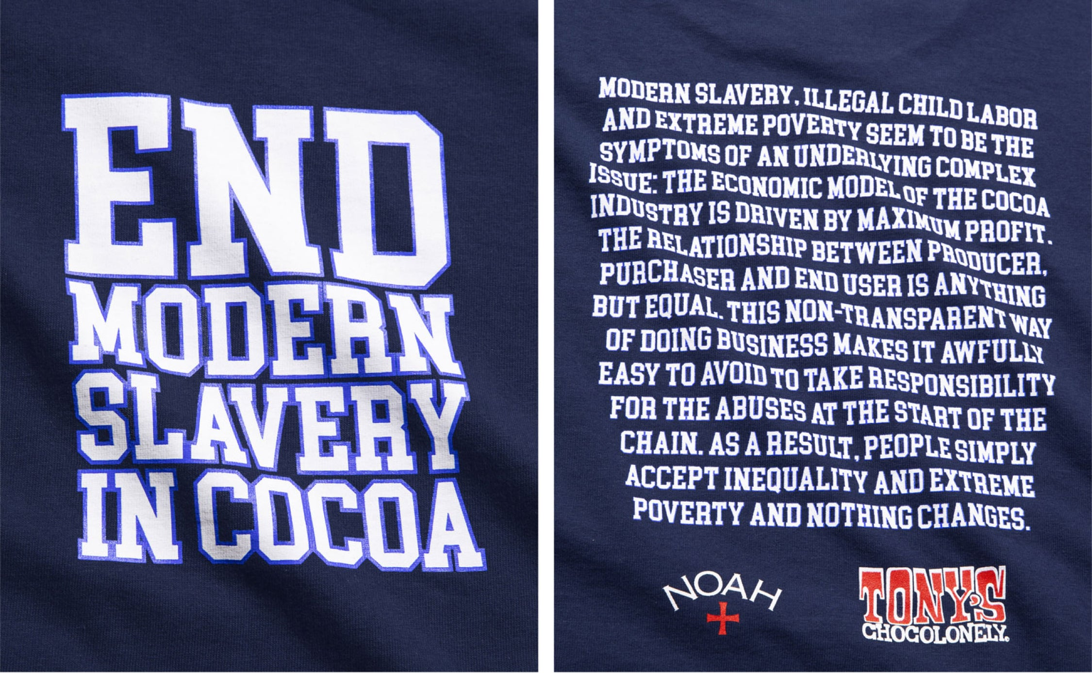 End Modern Slavery in Cocoa