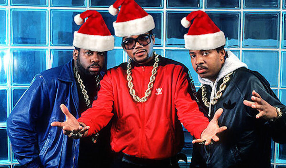 """Christmas in Hollis""- Run D.M.C"