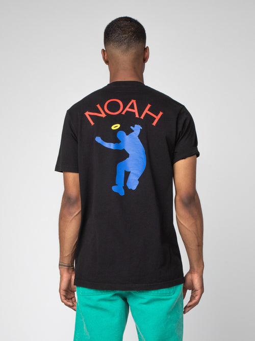 Noah - Noah x Union Big Logo Lock-up Tee - Image - 4