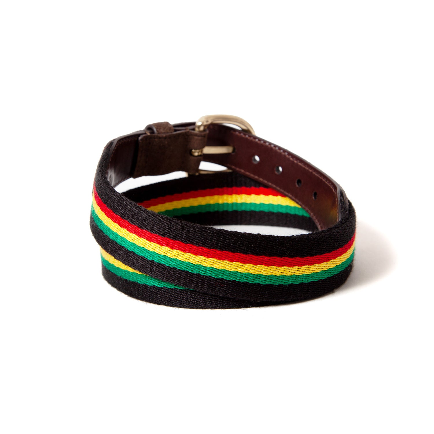 Webbing Stripe Belt