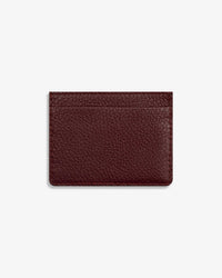 Noah - Leather Cardholder - 4