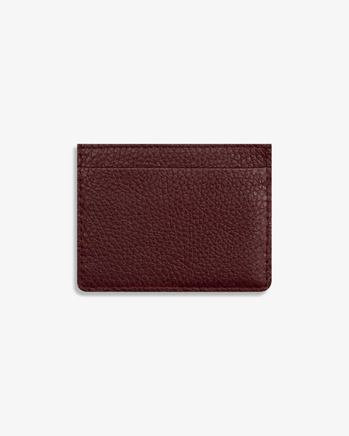 Noah - Leather Cardholder - Image - 4