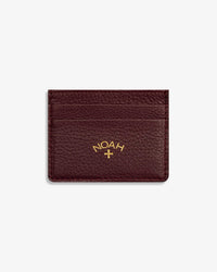 Noah - Leather Cardholder - 3