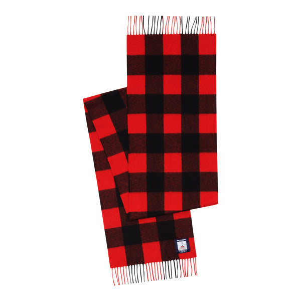 color:red/black plaid