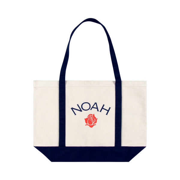 NY Rose Logo Tote Bag