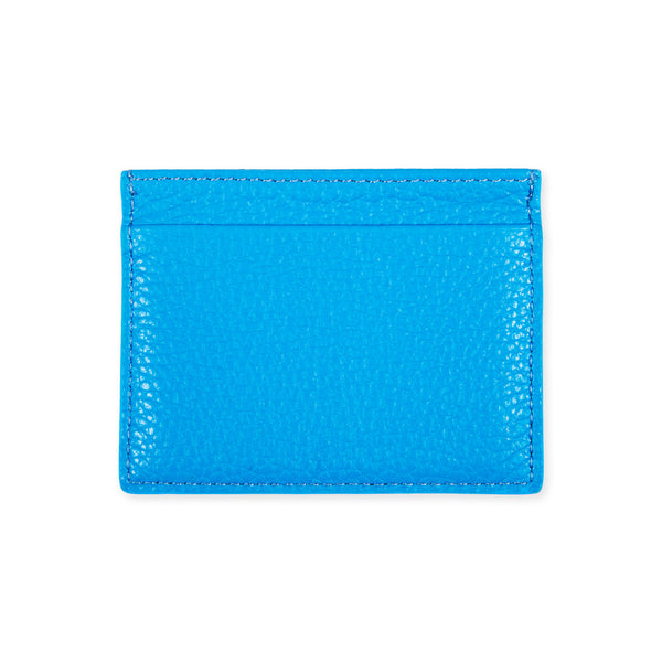 Pebbled Leather Cardholder