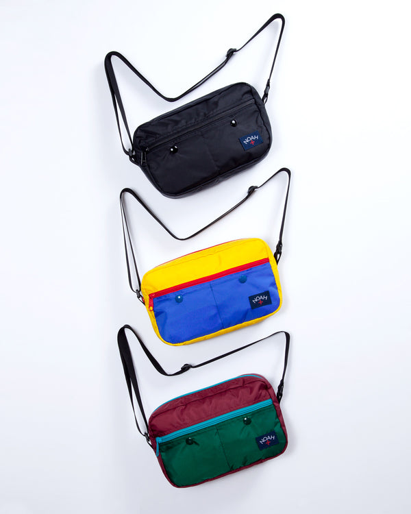Two-Tone Shoulder Pack