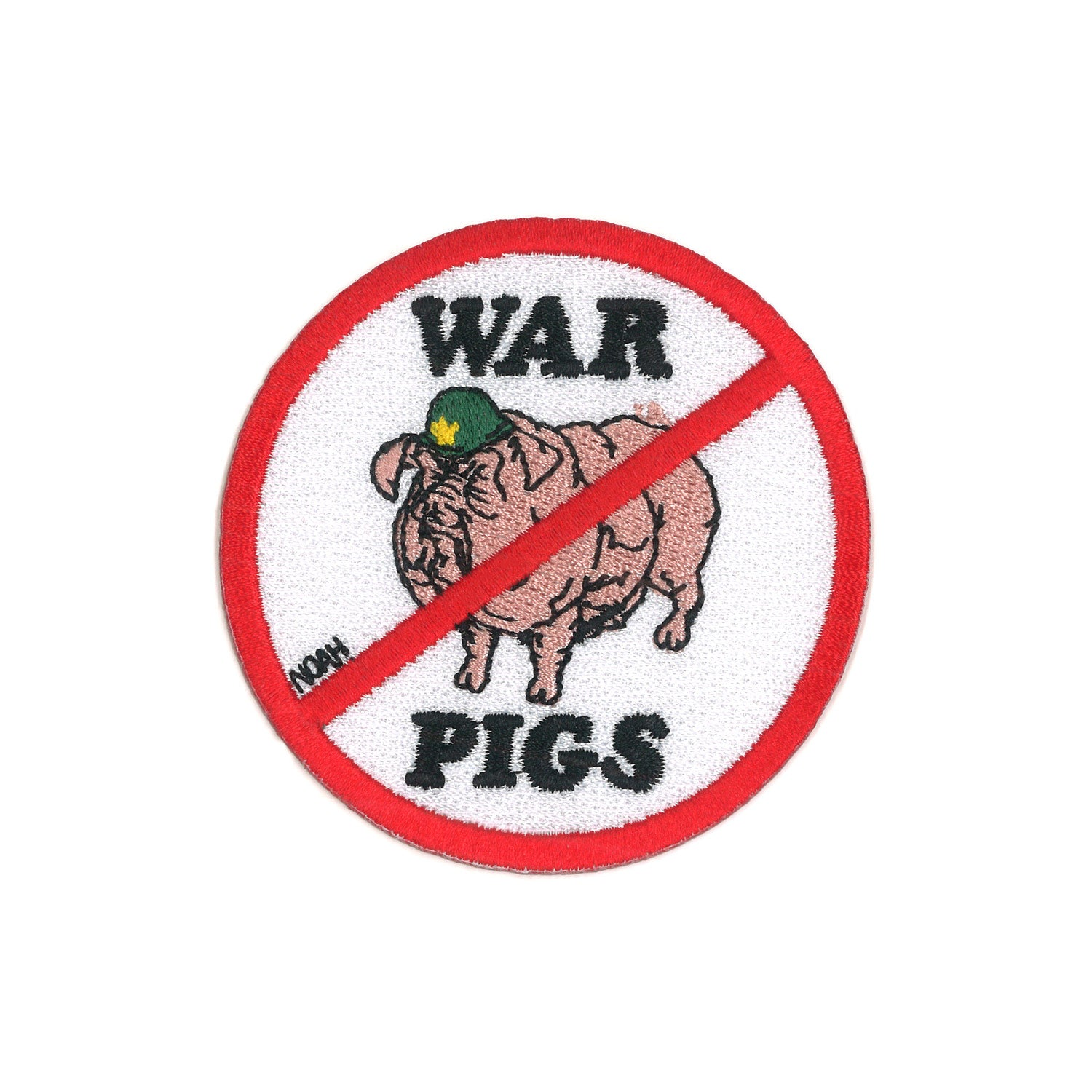War Pigs Patch