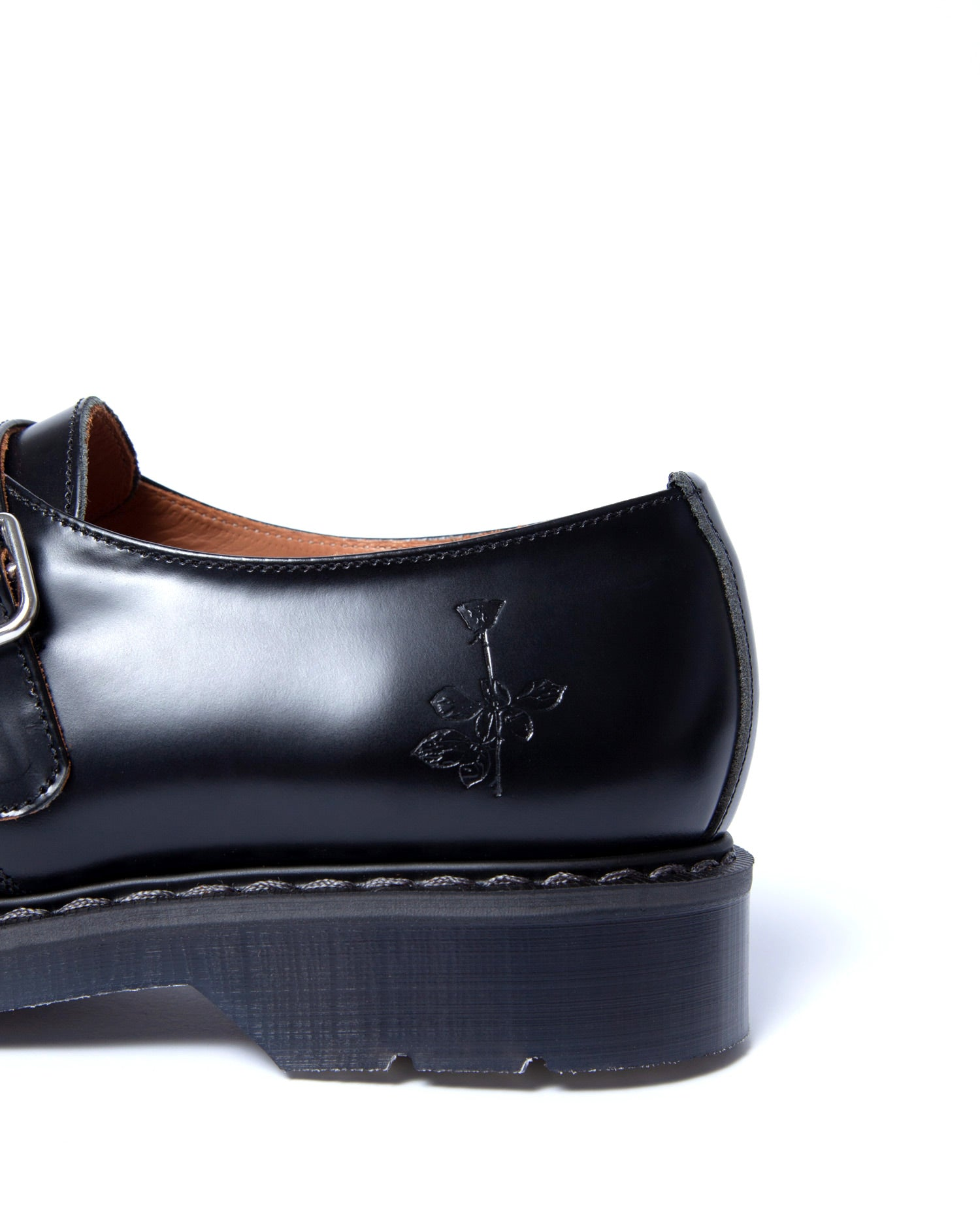 Violator Rose Monk Shoe