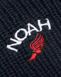 Noah - Winged Foot Logo Beanie - 4