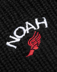 Noah - Winged Foot Logo Beanie - 2