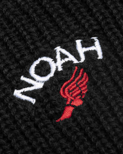 Noah - Winged Foot Logo Beanie - Image - 2