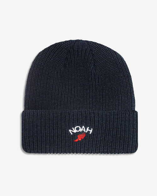 Noah - Winged Foot Logo Beanie - Image - 3