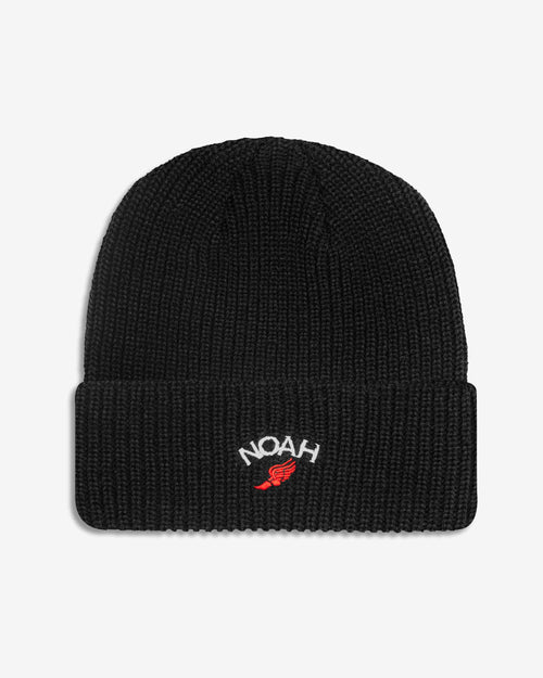 Noah - Winged Foot Logo Beanie - Image - 1
