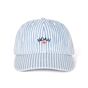 Stripe Denim 6-Panel