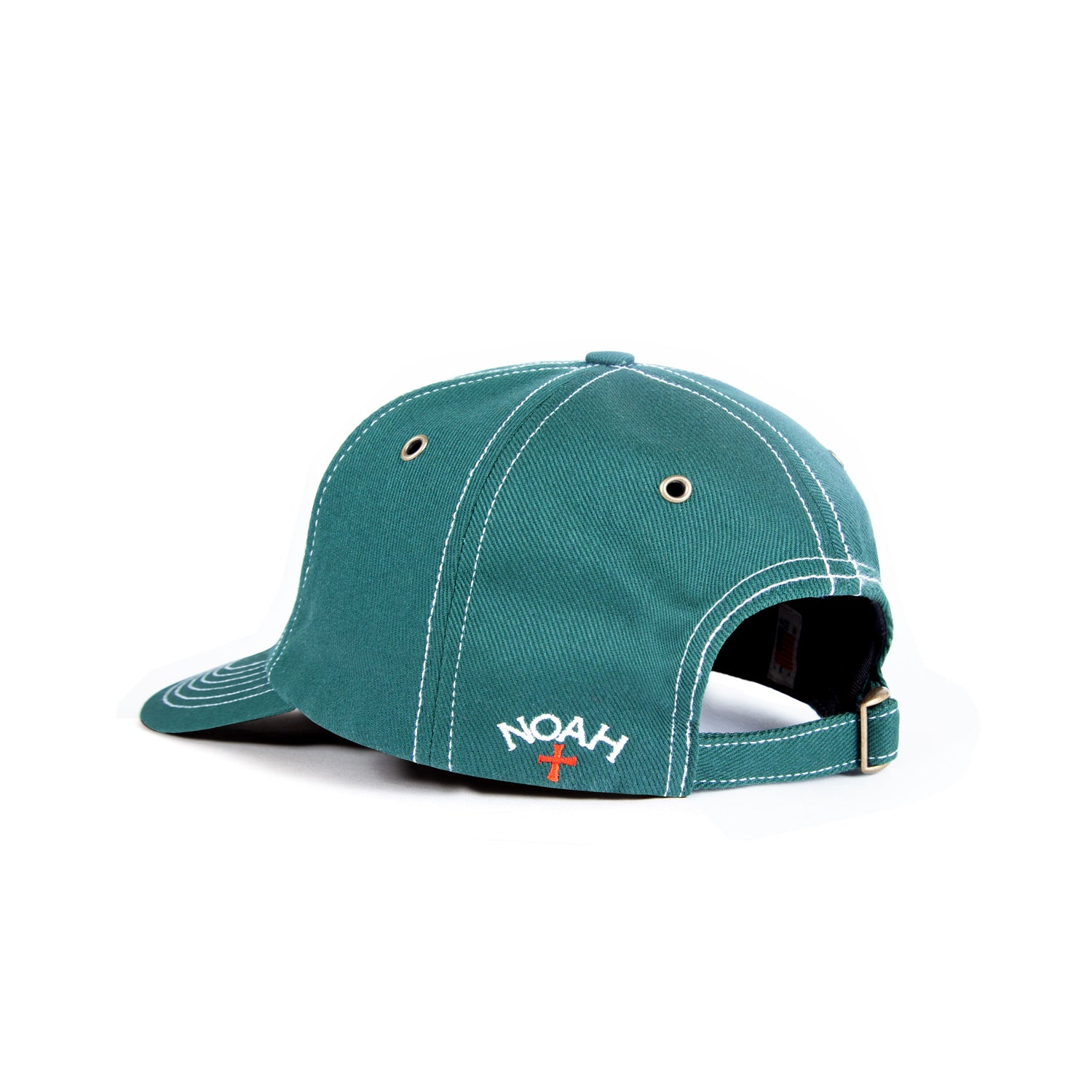 Cotton Contrast Stitch 6-Panel