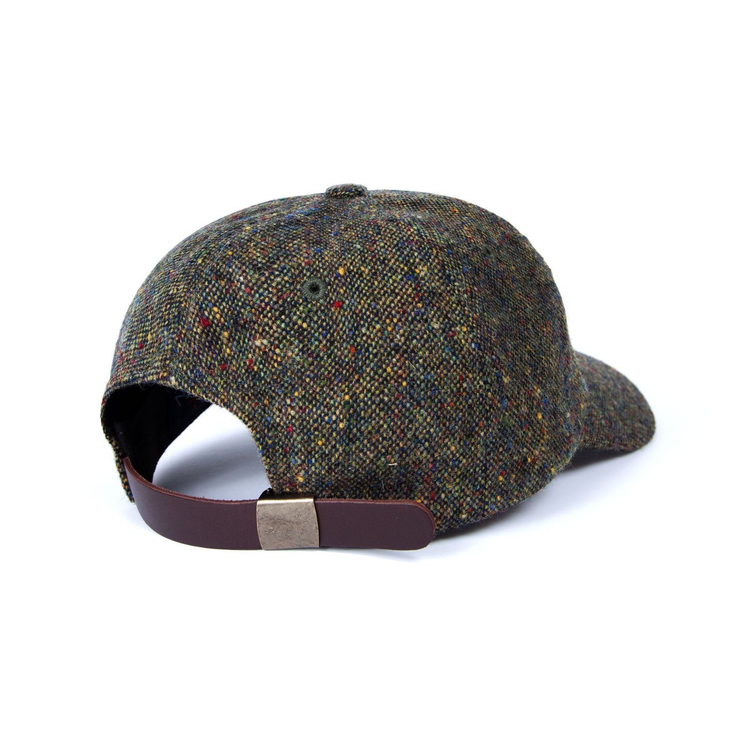 Wool Donegal 6-Panel