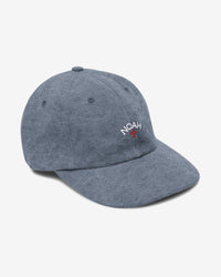Noah - Recycled Canvas Core Logo 6-Panel - 7